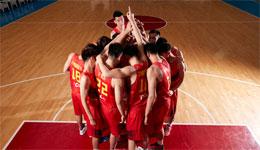 男篮热身赛横跨半个地球 阵容完整展现豪情霸气