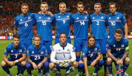 欧洲杯冰岛队球员简介 欧青赛6大骨干撑起半边天