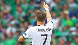 小猪创造出场纪录 德国队欧洲杯出场次数最多