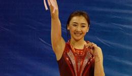 蹦床公主称奥运不只有第一名 能参加已经足够