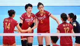 大奖赛中国女排遭荷兰逆转 下一轮战卫冕冠军美国
