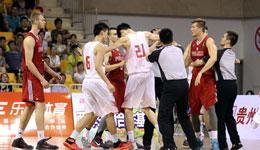 四国赛国奥不敌波兰遭连败 胡金秋与对手爆发冲突