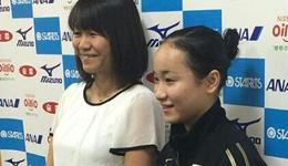 母女协作挑战国乒 伊藤美诚携41岁母亲共战里约