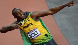 博尔特谈里约奥运会 希望百米项目跑到9秒6