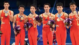 里约奥运会体操 中日男女体操对决
