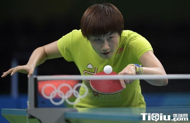 奥运乒乓球女单前瞻 丁宁争16强晋级无忧