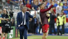 穆里尼奥表示C罗欧洲杯场边指挥添乱