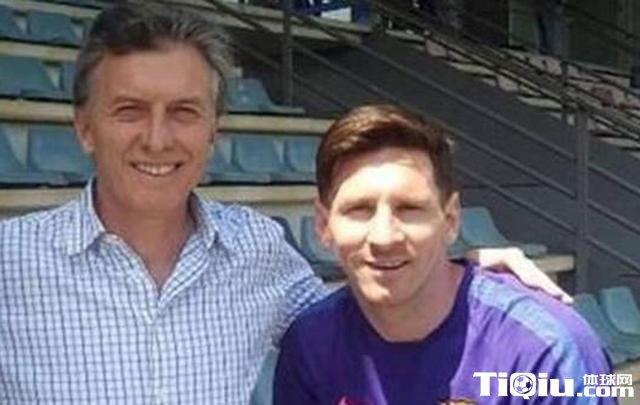 阿根廷总统又确认梅西将回归 2018世界杯冲冠