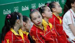 中国女子体操获32年最差战绩 全军覆没仅获2铜无金无银