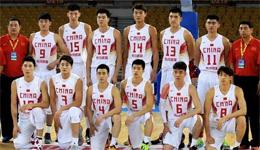 亚洲男篮挑战赛分组出炉 中国男篮入最强小组