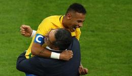 巴西新王登基之战 内马尔3战造7球助巴西夺金