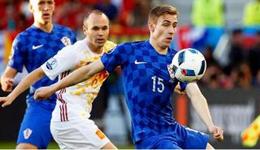 欧洲杯表现抢眼 克罗地亚国脚有望赴那不勒斯体检