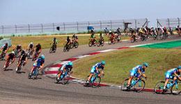 自行车奥运会夺冠掀起骑车热潮 上海迎来自行车赛事