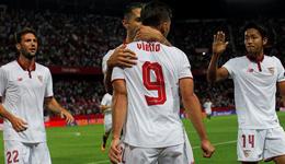 西甲第一轮综述 塞维利亚 6-4 西班牙人