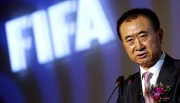 王健林表示投资足球非常烧钱而且不能赚钱