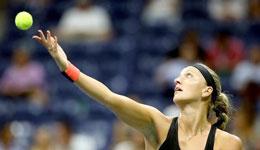美网女单科维托娃抢7战胜对手 文奇力克对手晋级第三轮