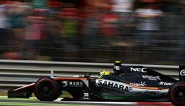F1印度力量车队稳居中游 意大利站重拾信心