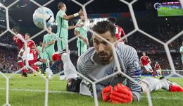 没C罗真不行 欧洲杯冠军葡萄牙被瑞士完爆
