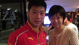 全锦赛5位乒乓球奥运冠军出战 马龙参加四项比赛