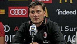 意媒称输球后米兰球员遭主教练蒙特拉批评