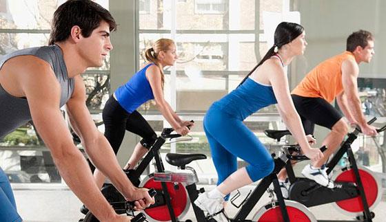 自行车乃跑步健身好帮手 交叉训练提高健身效果