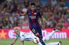 2015-16赛季欧冠小组赛第五轮 巴萨阿森纳拜仁比赛回放