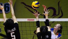 女排亚洲杯中国队技术统计 张常宁一传优秀率84%