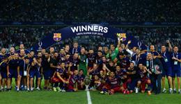 巴塞罗那如此的成功 一张图就可以看明白