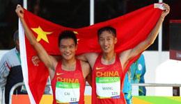 王镇竞走王镇夺冠视频 目标锁定东京奥运金牌