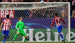 马竞主帅西蒙尼称会继续让格列兹曼罚点球