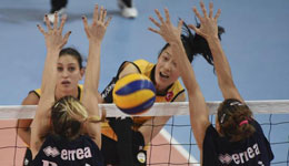 朱婷比赛首秀砍下20分 友谊赛瓦基弗3-1欧冠冠军