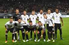 世预赛欧洲区赛程 穆勒进两球德国3:0捷克
