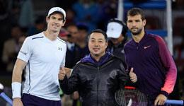 穆雷夺冠穆雷首夺中网冠军 力克迪米斩获生涯40冠