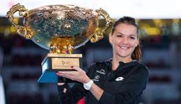 a拉德万斯卡依靠经验取胜 赛后a拉被封为好球女皇