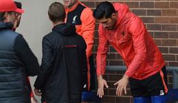 利物浦训练基地 克洛普训练惊现另类拉伸法
