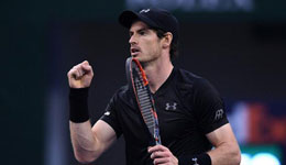 ATP上海赛穆雷完胜对手夺冠 时隔5年成就三冠伟业