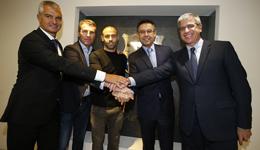 小马哥正式与巴萨续约 签到2019年6月30日