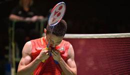 羽球法国赛国羽男双首轮全部出局 李宗伟弃赛