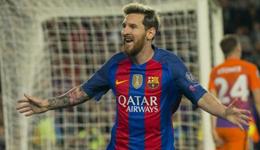 梅西离开巴萨 梅西母队表示他一定会回来