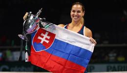 WTA总冠军齐布娃历史性夺冠 摆脱配角创本国历史成绩
