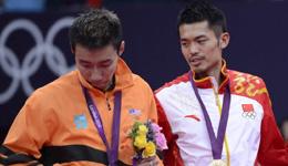 羽联最新世界排名 李宗伟首位林丹第三