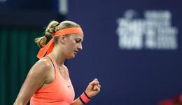 WTA珠海站科维托娃完胜对手 科维托娃女单生涯获19冠