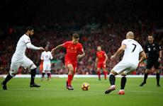 利物浦vs沃特福德 渣叔六球狂屠6:1沃特福德