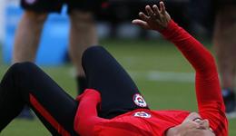fifa病毒是什么 桑切斯国家队训练轻度拉伤