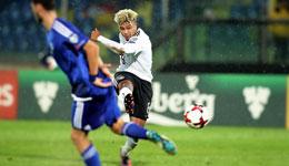 世预赛欧洲区德国8-0圣马力诺 格纳布里帽子戏法