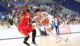 CBA常规赛上海VS深圳 费雷戴特37分上海险胜