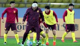 国足VS卡塔尔预计首发 恒大五人或踢433阵型