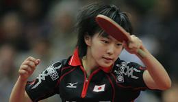石川佳纯学习中文视频 石川佳纯下赛季加盟乒超联赛
