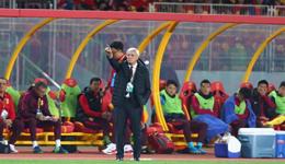 里皮首秀兑现自己诺言 中国足球不是没有希望