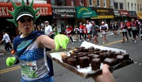 跑步吃什么补充能量好  关于能量凝胶与能量棒